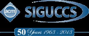 SIGUCCS 50 years logo