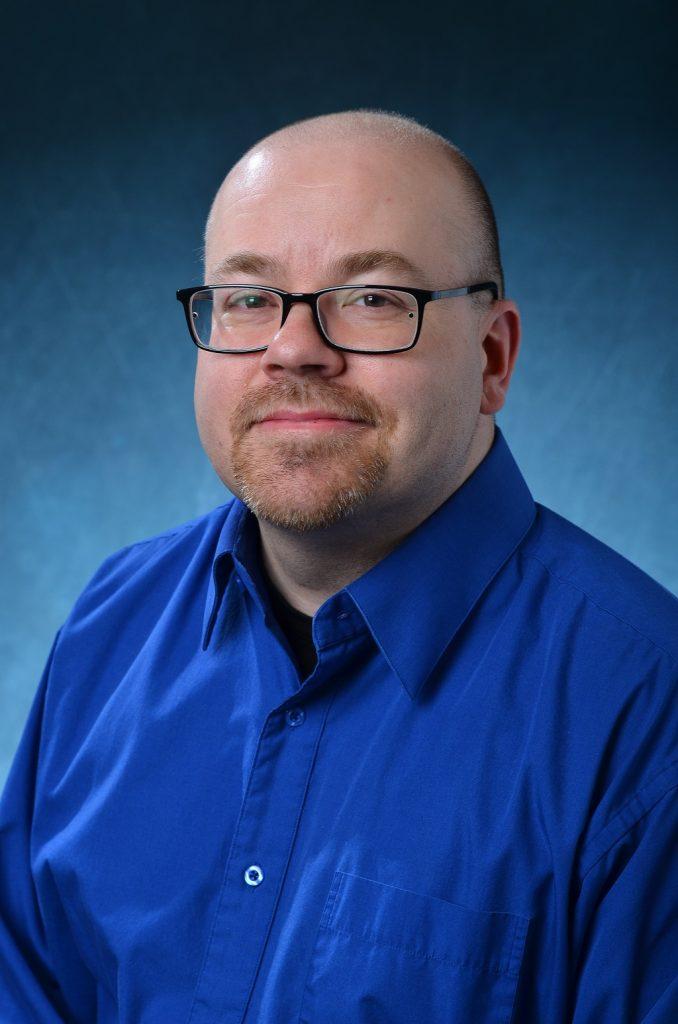 Headshot of Dan R. Herrick