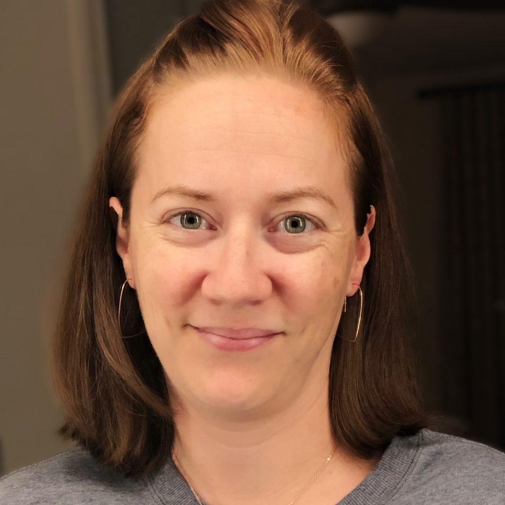 Headshot of Becky Lineberry